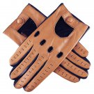 New Classical Crawford Soft leather Retro Style Men Driving premier Quality Gloves