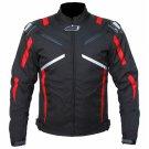 Textile Motorcycle  Racing Motorbike Protective  CE  Armoured  Waterproof  Men Jacket