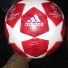 Adidas UEFA Champion League Top Match Training Red Soccer Ball Size 5