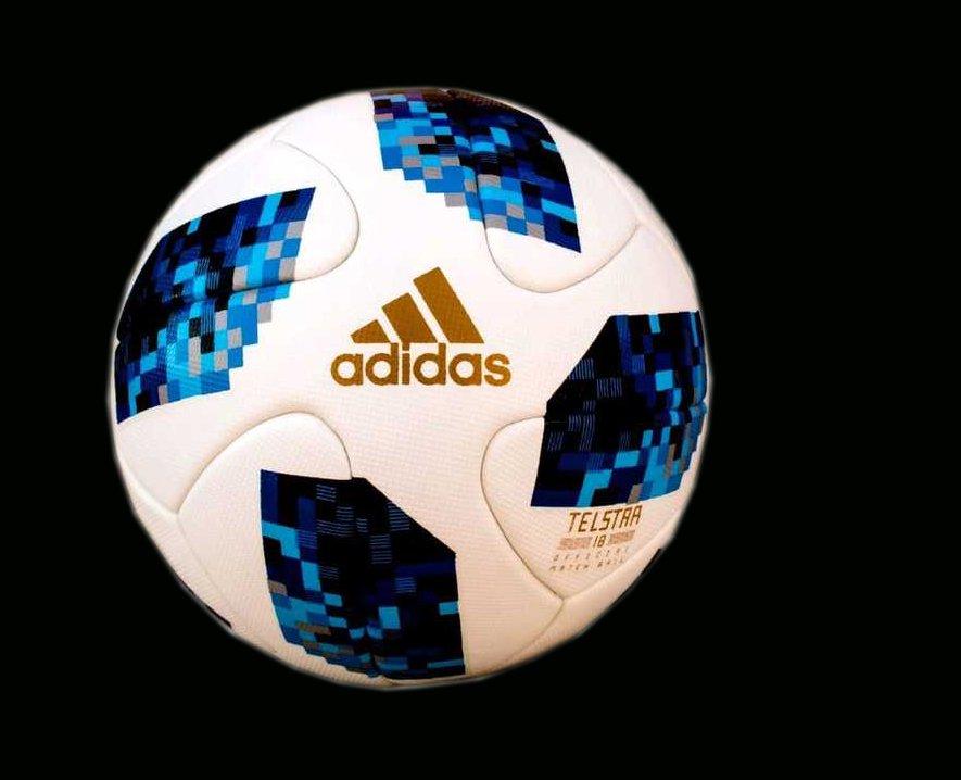 Adidas Telestar 18 Russia World Cup 2018 Soccer Ball Match Ball Size 5