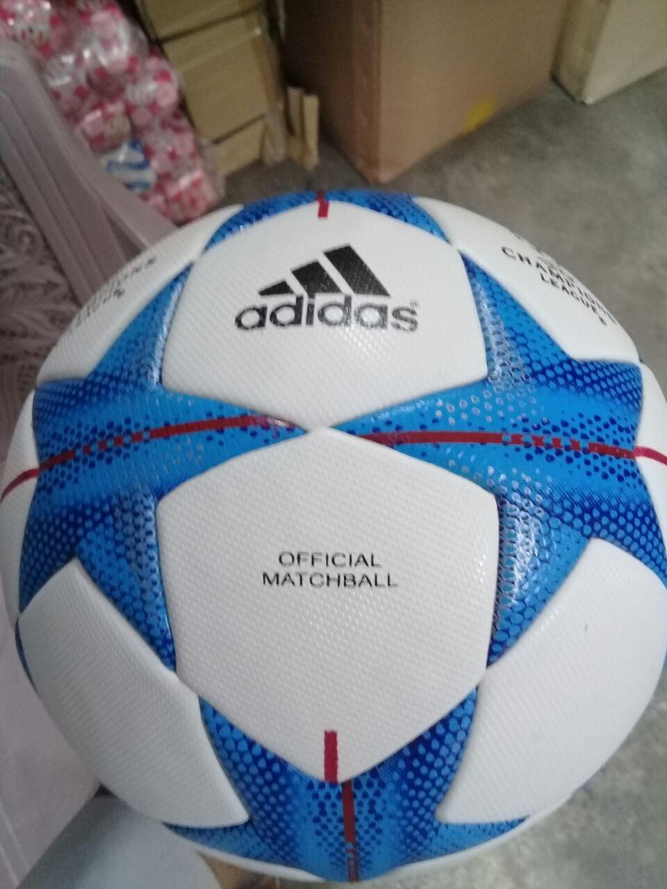 Adidas Final UEFA Champion League Training Soccer Ball Size 5