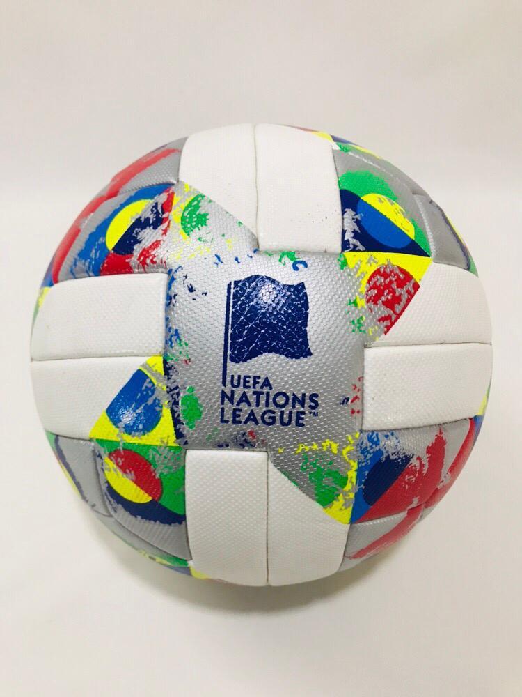Adidas Match Ball UEFA Nations League Soccer Ball Size 5