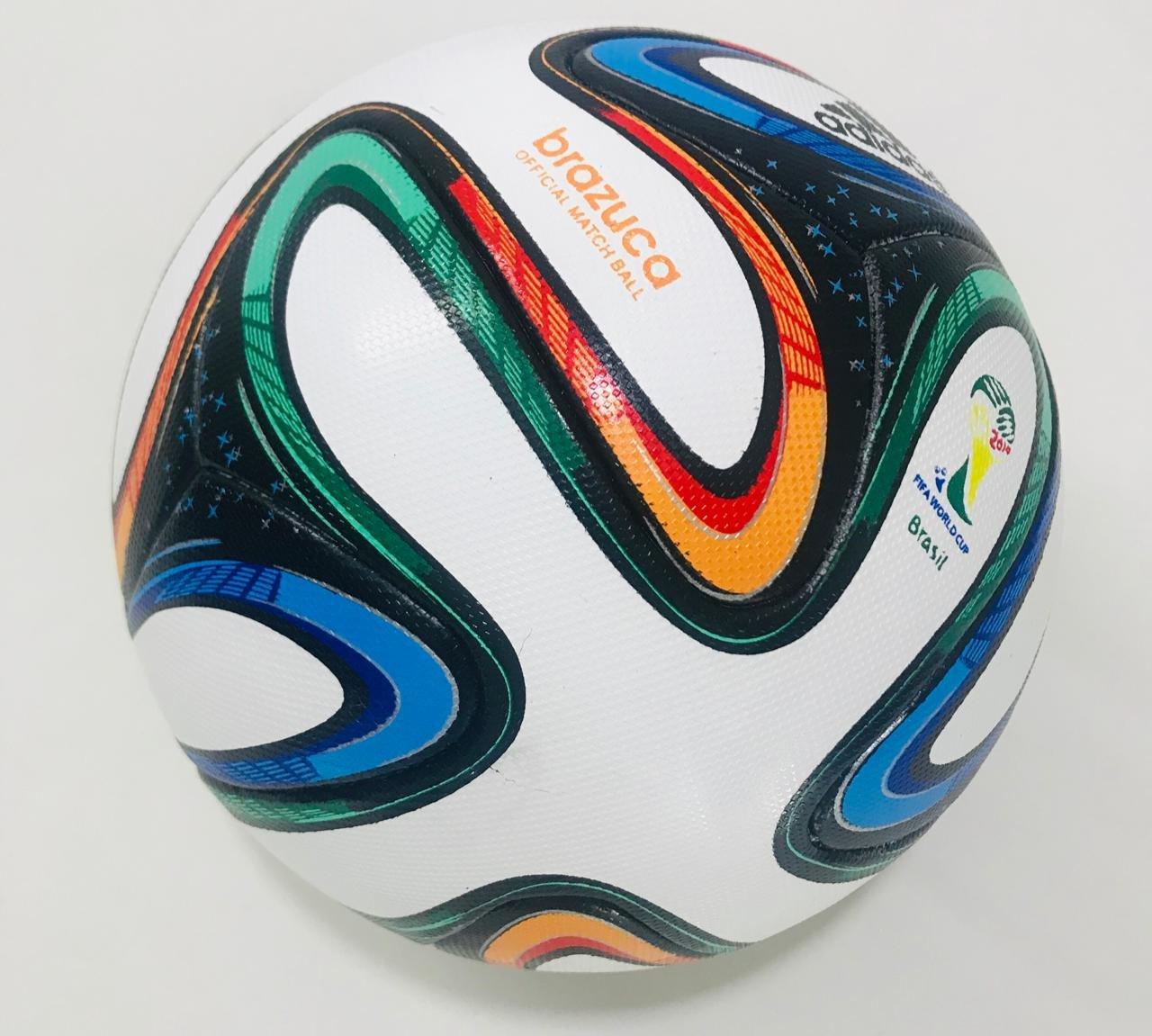 Adidas Brazuca FIFA World Cup 2014 Official Match Ball Brasil Soccer Ball