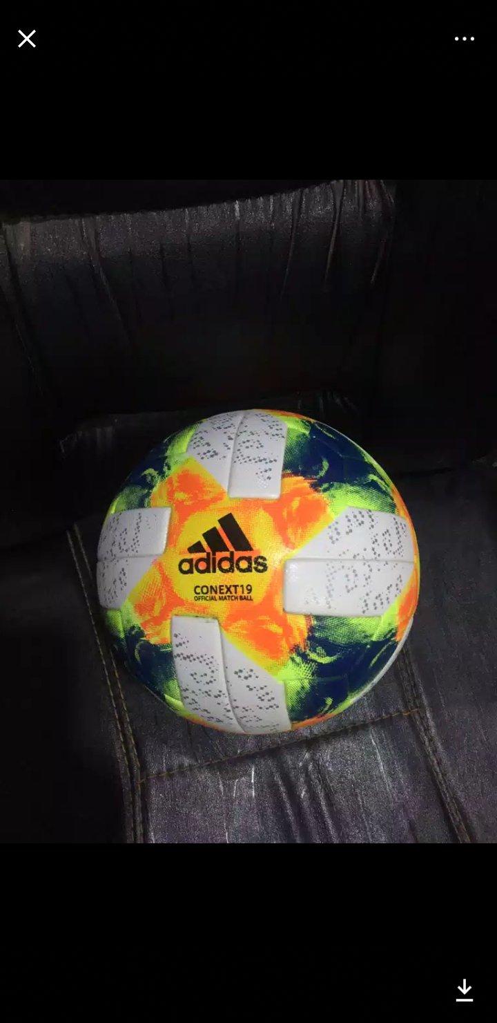 Adidas Conext 19 European Qualifier  Game ball Soccer Ball Size 5