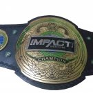 GFW Global Force Champion  4mm  Wrestling Belt With Thick Leather Strap Adult Size