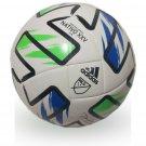 Adidas 2020 MLS Trainer Nativo XXV Ball Green Whit Blue Size 5