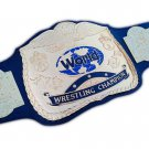 WWF WWE RIC FLAIR World Heavy Weight  Wrestling Championship Belt. With Leather Strap Adult Size.