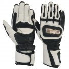 XL Winter Motorbike Racing Men Water Proof  With Knuckle Protection Motorbike Biker Leather Gloves