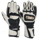 S Winter Motorbike Racing Men Water Proof  With Knuckle Protection Motorbike Biker Leather Gloves