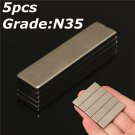 N35 Strong Block Magnet Rare Earth Neodymium 20*10*10MM