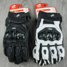 Leather Racing Glove Motorcycle Gloves ride bike driving