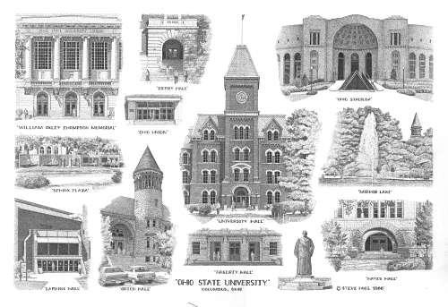 Ohio State University - Columbus, Ohio