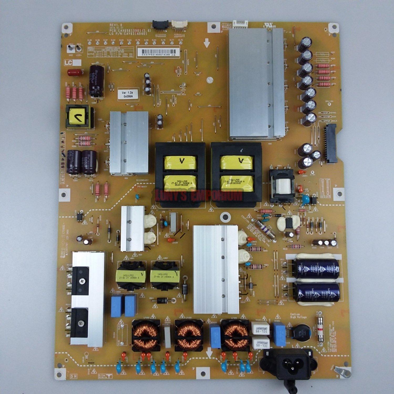 LG 49UB8500-UA Power Supply Board EAY63149401