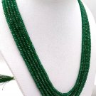 JADE STONE BEADS FIVE LAYER LINE NECKLACE FOR UNISEX JEWELRY GIFTING IDEAS WOMEN
