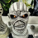 IRON MAIDEN - The book of souls SCULPTURE - statue - bust Heavy thrash metal