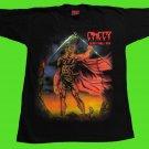 CANCER - Death shall rise T-SHIRT (S) NEW heavy thrash death metal