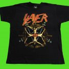 SLAYER - Circle of beliefs T-SHIRT Black (S) NEW heavy thrash death metal