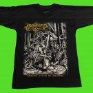 MORBOSIDAD - Profana la cruz del Nazareno T-shirt (S) NEW heavy thrash death metal