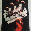 JUDAS PRIEST - British Steel FLAG Heavy thrash death METAL cloth poster