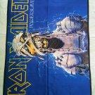 IRON MAIDEN - Powerslave tour FLAG Heavy thrash METAL cloth poster