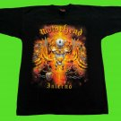 MOTORHEAD - Inferno T-shirt Black (L) NEW heavy thrash death metal