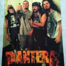 PANTERA - Band photo 1991 FLAG Heavy thrash death METAL cloth poster
