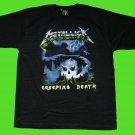 METALLICA - Creeping Death T-SHIRT Black (L) NEW heavy thrash death metal