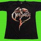 OBITUARY - Obiatuary T-SHIRT Black (L) NEW heavy thrash death metal