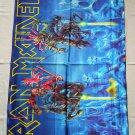 IRON MAIDEN - Maiden England 2014 FLAG Heavy thrash METAL cloth poster