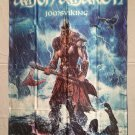 AMON AMARTH- Jomsviking FLAG Heavy thrash METAL cloth poster