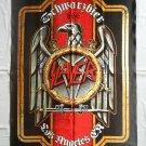 SLAYER - Schwarzbier Los Angeles FLAG Heavy thrash METAL cloth poster