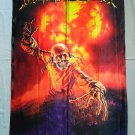 MEGADETH - Unit of measurement FLAG Heavy thrash METAL cloth poster