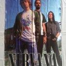 NIRVANA - Band photo FLAG Heavy thrash death METAL cloth poster