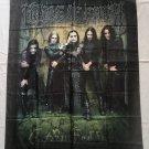 CRADLE of FILTH - Coffin fodder Official lincensed FLAG Heavy thrash death METAL cloth poster