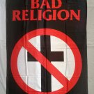 BAD RELIGION FLAG Heavy thrash death METAL cloth poster