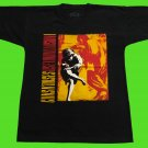 GUNS N ROSES - Use your illusion I T-shirt Black (L) NEW heavy thrash death metal