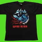 SODOM - Tapping the vein T-shirt Black (XL) New, heavy thrash death metal
