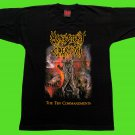 MALEVOLENT CREATION - The ten commandments T-shirt (S) NEW heavy thrash death metal