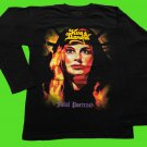 KING DIAMOND - Fatal portrait Long sleeve shirt Black (L) NEW heavy thrash death metal