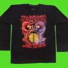 POSSESSED - Beyond the gates Long sleeve shirt Black (L) NEW heavy thrash death metal