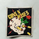 Guns n Roses Rubber patch vintage 80's 90's very rare collection