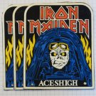 Iron Maiden - Aces High Rubber patch vintage 80's 90's very rare collection