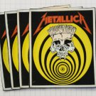 Metallica - Wherever i may roam Rubber patch vintage 80's 90's very rare collection