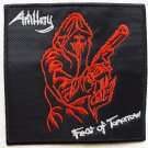 ARTILLERY - Fear Of Tomorrow EMBROIDERED PATCH BLACK DEATH THRASH HEAVY METAL