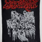 SEXTRASH - Sexual Carnage EMBROIDERED PATCH BLACK DEATH THRASH HEAVY METAL