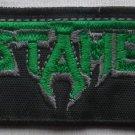 TESTAMENT - Logo EMBROIDERED PATCH BLACK DEATH THRASH HEAVY METAL