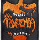 TOXAEMIA - Beyond the Realm EMBROIDERED PATCH BLACK DEATH THRASH HEAVY METAL