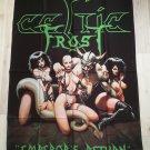 CELTIC FROST - Emperor's return FLAG Heavy death metal cloth poster