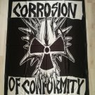 Corrosion of Comformity FLAG Heavy death metal cloth poster