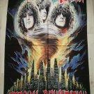 DESTRUCTION - Eternal Devastation FLAG Heavy death metal cloth poster